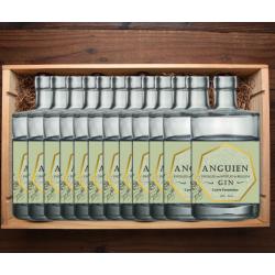 12 X Gin d'Anguien - cuvée...
